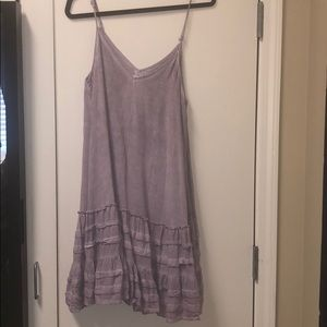 Entro Medium Dress/Top